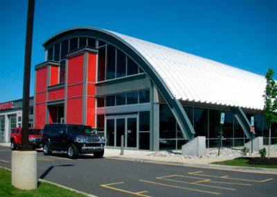 <center><h7>Oficinas y tiendas</h7><hr /><h6>Adaptabilidad a edificios para oficinas y tiendas comerciales</h6></center>