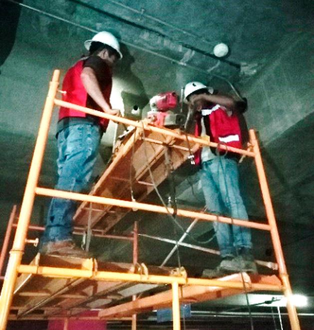 Evaluación estructural  y generación de proyecto de reforzamiento